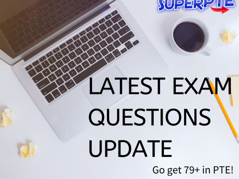 PTE Real Questions – Highlight Incorrect Words – Update 58